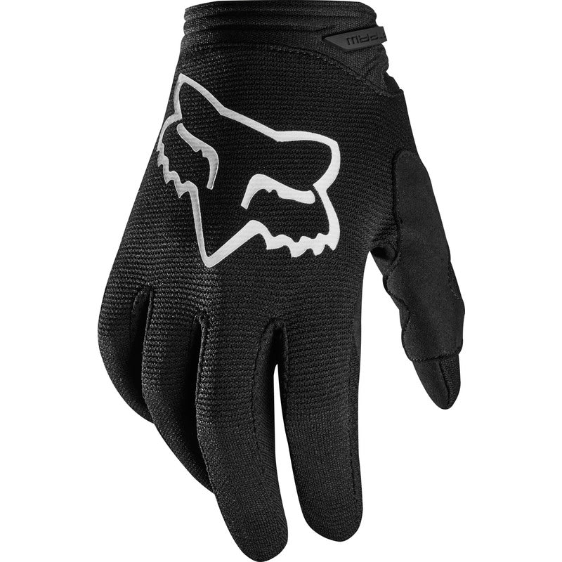 Gloves: FOX 2020 WOMEN DIRTPAW PRIX Black