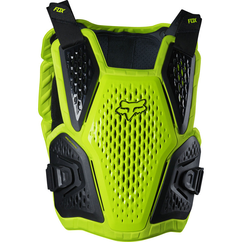 Protection: FOX RACEFRAME IMPACT CE Fluro Yellow
