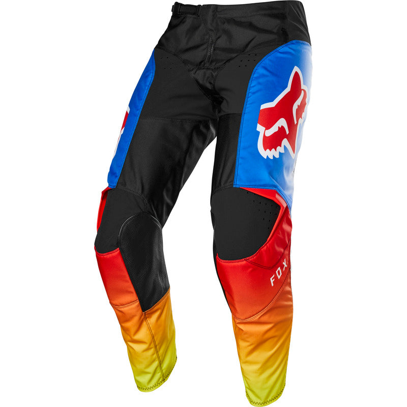 Pants: FOX 2020 Youth 180 FYCE Blue/Red