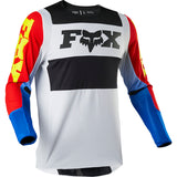 Jersey: FOX 2020 360 LINC Blue/Red