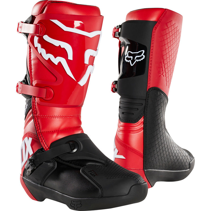 Boots: FOX 2020 COMP Flame Red