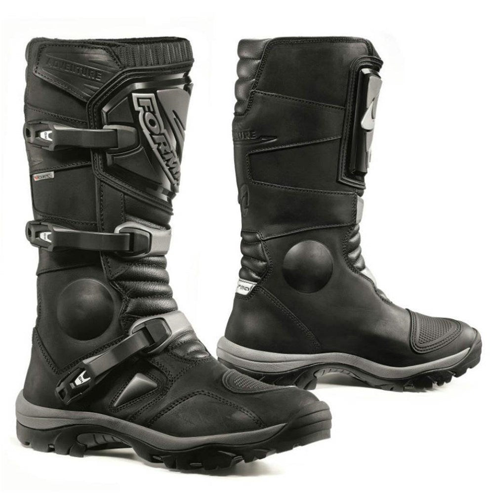 Boots: FORMA ADVENTURE Black