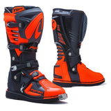 Boots: FORMA PREDATOR 2.0 Black/Orange