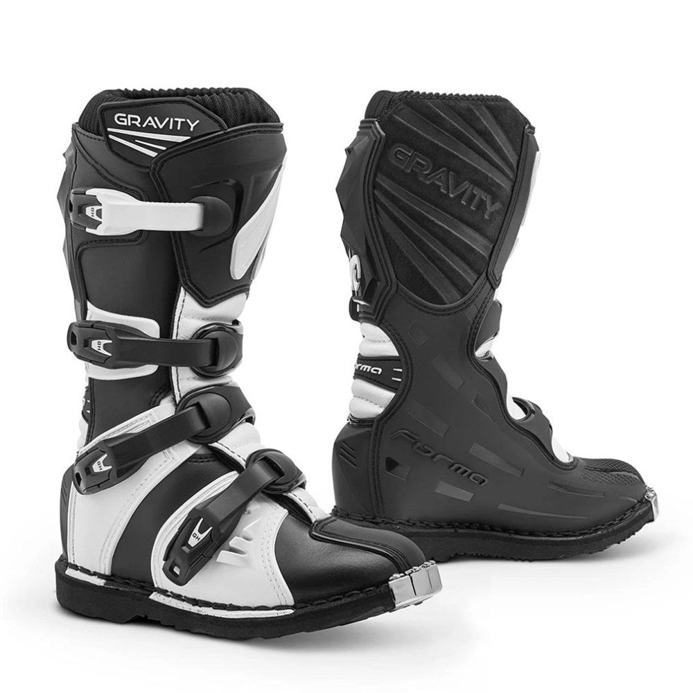 Boots: FORMA Youth GRAVITY Black/White