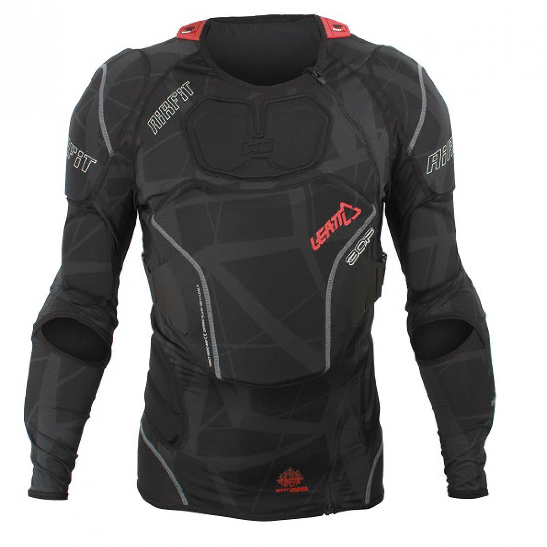 Protection: LEATT BODY PROTECTOR 3DF BLACK