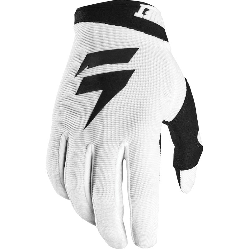 Gloves: SHIFT 2020 WHIT3 LABEL AIR White/Black
