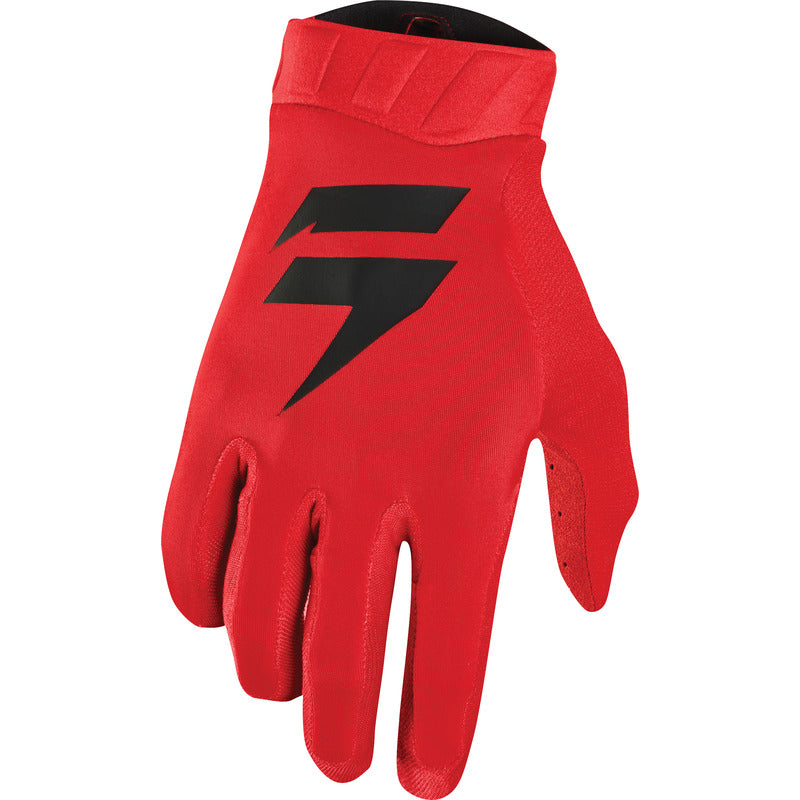 Gloves: SHIFT 2020 3LACK LABEL AIR Red