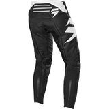 Pants: SHIFT 2020 3LACK LABEL RACE Black/White