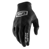 Gloves: 100% CELIUM 2 Black/Silver