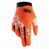Gloves: 100% iTRACK Cal-Trans