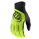 Gloves: TROY LEE DESIGNS 2021 SE ULTRA Yellow