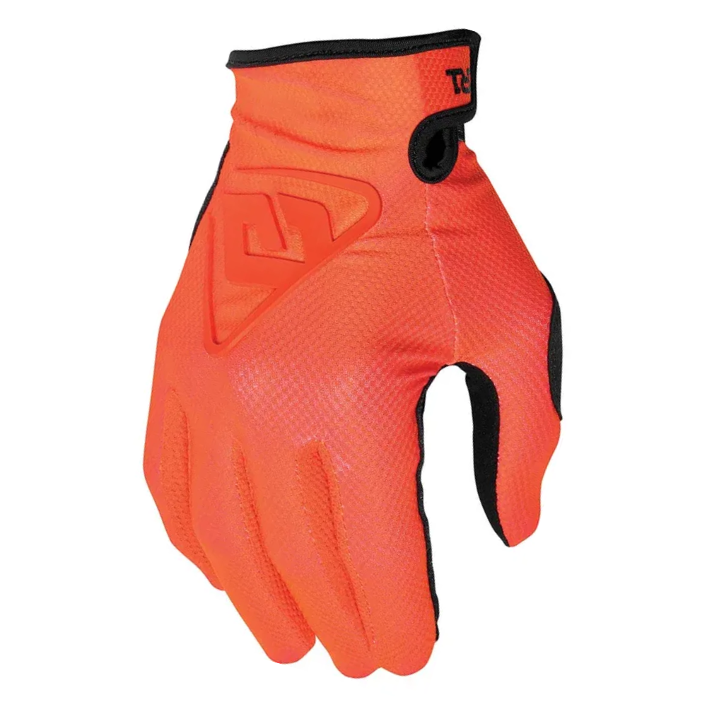 Gloves: ANSWER 2021 CHARGE AR-1 Flo Red