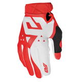 Gloves: ANSWER 2021 PACE AR-3 White/Red