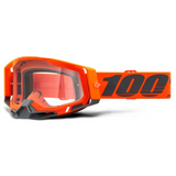 Goggles: 100% RACECRAFT 2 Kerv Clear