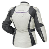Jacket: DRIRIDER Ladies VIVID 2 Cream