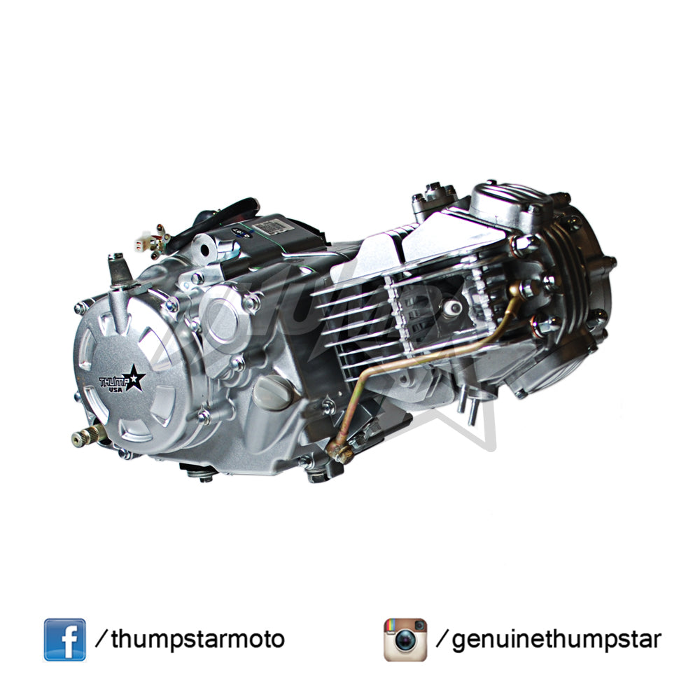 Engine: THUMPSTAR YINXIANG YX 160cc ENGINE