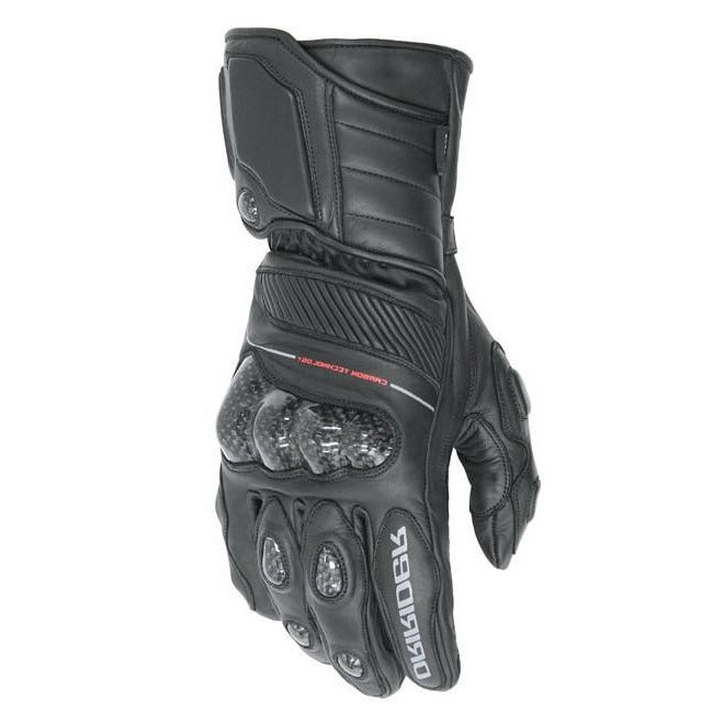 Gloves: DRIRIDER SPEED 2 Long Cuff Black
