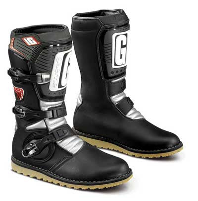 Boots: GAERNE TRIALS BALANCE Black