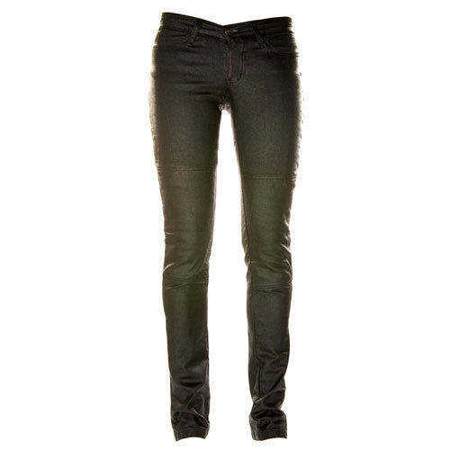 Pants: DRAGGIN SLIX Ladies Riding Jeans Black