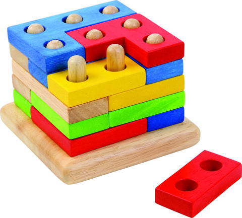 Gaya's Stacking Jigsaw