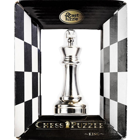 Hanayama Chess King (מלך)
