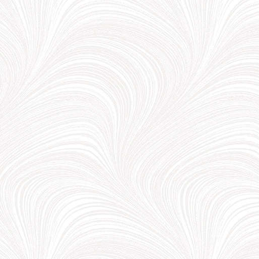 Kennard & Kennard Backing Fabric - Wave Texture - White - 2966-09