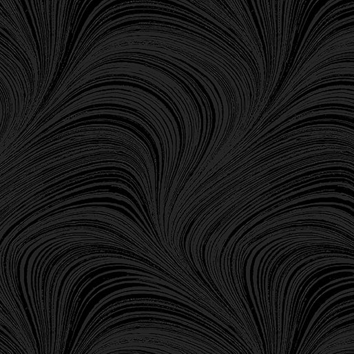 Kennard & Kennard - Wave Texture - Black - 2966-12