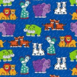 Little Noah Animals Royal 80190-102