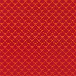 Little Noah Tiles Red 80190-108