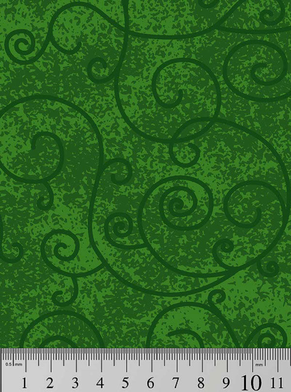Backing Fabric - Willow - Forest - 8108K