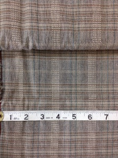 Japanese Brown Check - DY62810SB