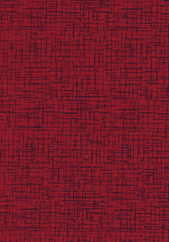 Backing Fabric - Monaco -Burgundy- K3054BU