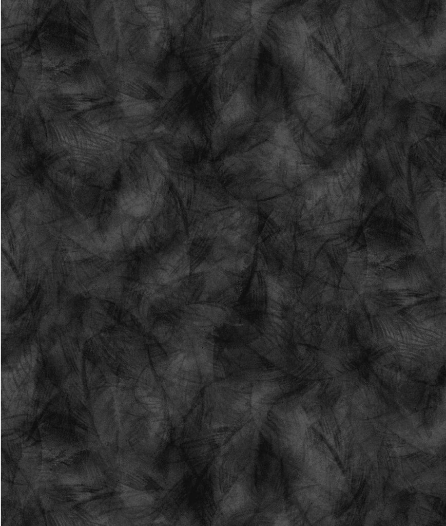 Backing Fabric - Etchings - Black 18-200013