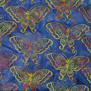 Batik - Fall Collection - Butterfly - OD-51226