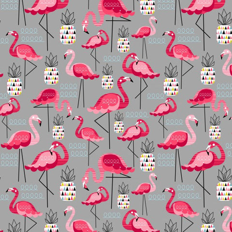 Flamingo - Pink/Grey - 89930 101