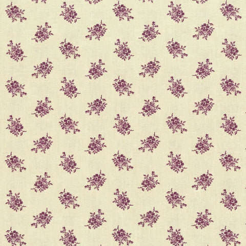 Forget Me Not -Bouquet - Plum - 3004-001