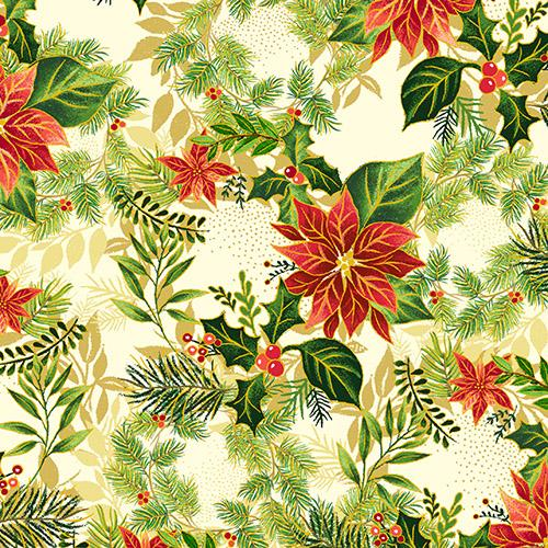 Holiday Editions - Poinsettia - 114-1867041