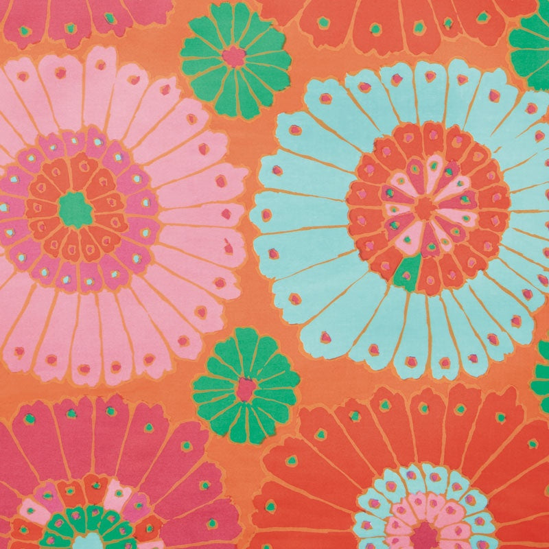 Backing Fabric - Kaffe Fassett - Carpet - Red - QBGP001.REDXX