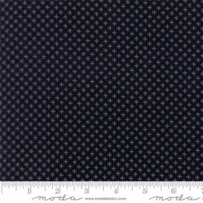 Backing Fabric - Timeless - Navy - M11130-17