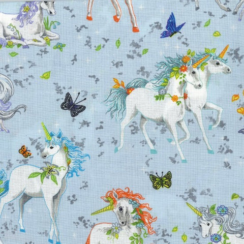 Pretty Please Unicorns - Blue - 89750-104