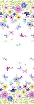 Flutter the Butterfly SB20270-620 Border Print