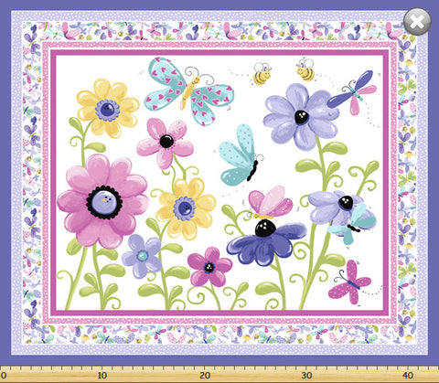 Flutter the Butterfly Panel SB20310-620