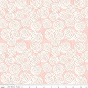 Bliss Roses Blush Sparkle SC8162 Blush