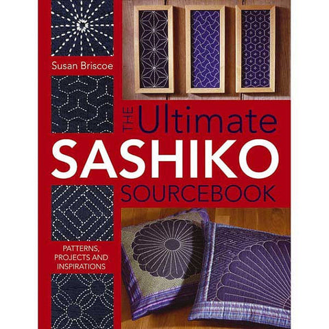 The Ultimate Sashiko Sourcebook  OUT OF STOCK