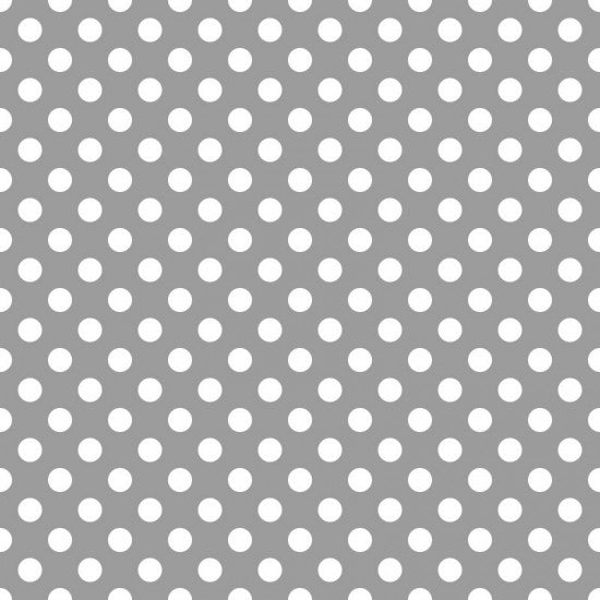 Whimsical Spots - Grey - 89090-103
