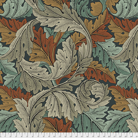 Backing Fabric Standen Acanthus PWWM027 Autumn