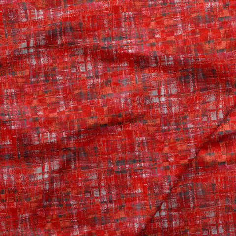 Brushstrokes - 120-19706 Red