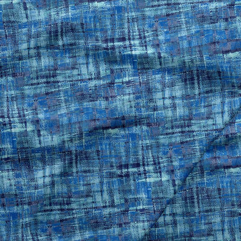 Brushstrokes - 120-19704 Blue