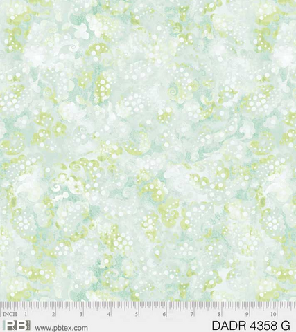 Backing Fabric - Day Dreams - 4358 G