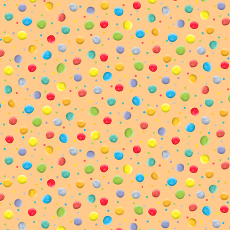 Li'l Sunshine Dots 27600-0 Melon